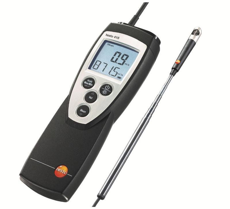 Анемометры измерители скорости потока воздуха