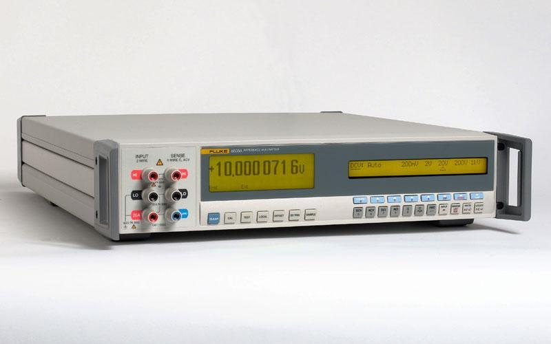 Модель: Вольтметр Fluke 8508A Серия: Вольтметры универсальные Цена: 675 800 р. Поверка: 15